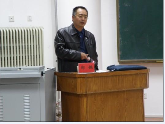 内蒙古工业大学土木工程学院2012年发展对象培训班