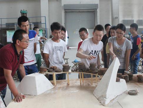 土木工程学院举办第三届结构设计大赛-土木工程学院